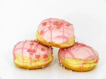 Jelly doughnut Royalty Free Stock Image