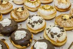 Jelly doughnut / sofgania  - Jewish holiday Hanukkah Stock Photography