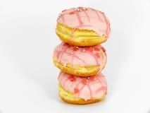 Jelly doughnut Royalty Free Stock Photography