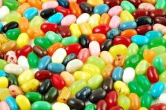 jelly fasoli Obrazy Stock