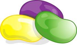 jelly fasoli Zdjęcie Royalty Free