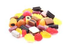 jelly fasoli Obrazy Royalty Free