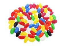 jelly fasoli Fotografia Stock