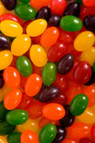 jelly fasoli Obraz Royalty Free