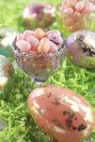 jelly fasoli Wielkanoc jaj Obrazy Stock