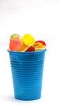 Jelly  Flavor Fruit, Candy Dessert , Bonbons Stock Photos