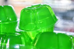 Jelly of Fresh colors Royalty Free Stock Images