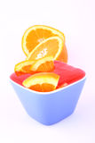 Jelly Fruits Royalty Free Stock Images