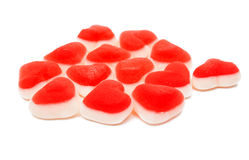 Jelly Hearts images stock