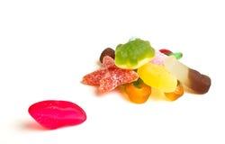 Jelly mixup Royalty Free Stock Photos