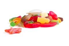 Jelly mixup Stock Photo