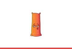 Jelly Monster Bored bonito Foto de Stock