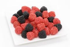 jelly owocowych Obraz Stock