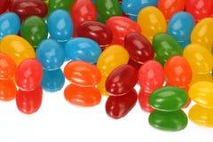 jelly pozioma fasoli Obrazy Stock
