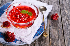 Jelly red Stock Images