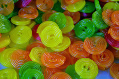 Jelly rolls Royalty Free Stock Image