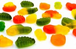 jelly słodycze, zdjęcia stock