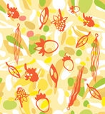 Jelly seamless pattern Stock Photo