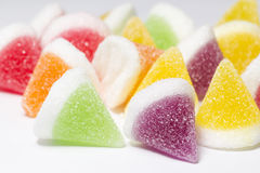 Jelly sugar sweet Royalty Free Stock Image