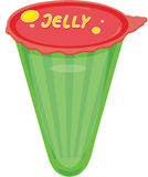 Jelly sweet Royalty Free Stock Photography