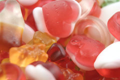 Jelly sweet Royalty Free Stock Photos