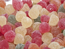 Jelly sweets Stock Photography