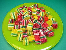Jelly sweets Royalty Free Stock Photography