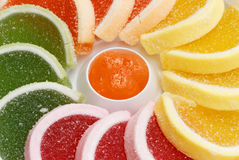 Jelly Sweets royalty-vrije stock afbeelding