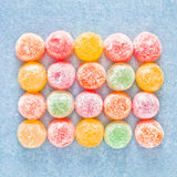 Jelly sweets Royalty Free Stock Images