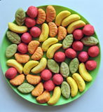 Jelly Sweets Photographie stock libre de droits