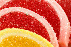 Jelly Sweets Royaltyfri Fotografi