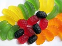 Jelly Sweets Arkivbilder