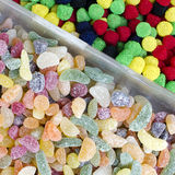 Jelly sweets cnady Stock Images