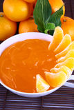 Jelly Tangerines Royalty Free Stock Image