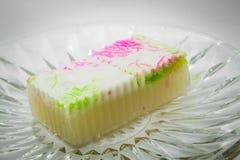 Jelly Thai sweet Stock Image