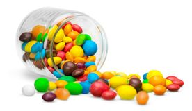 jellybean Fotos de Stock Royalty Free