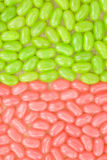 Jellybean Background Vertical Stock Image