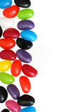 Jellybean Border - vertical Royalty Free Stock Photos
