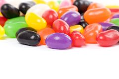 Jellybeans Royalty Free Stock Images