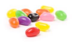 Jellybeans Stock Afbeelding