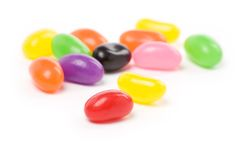 Jellybeans Stock Image