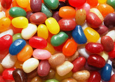 Jellybeans Royalty Free Stock Photo
