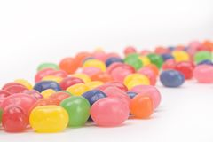 Jellybeans de Easter Fotografia de Stock