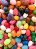 Jellybeans Easter Candies Jellybean Candy Background Royalty Free Stock Photo