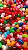 Jellybeans are yummy Royalty Free Stock Image
