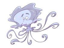 jellyfish alien Royalty Free Stock Photos