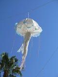 Jellyfish lanterns Stock Image