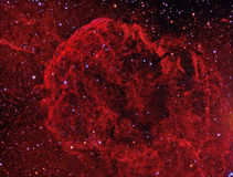 JellyFish Nebula Royalty Free Stock Image