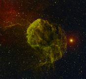 The Jellyfish Nebula Stock Image