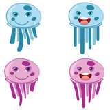 Jellyfishes Royalty Free Stock Photos
